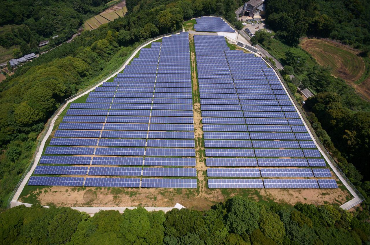 大村太陽光発電所